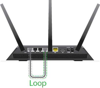 What is a network loop? | Answer | NETGEAR Support