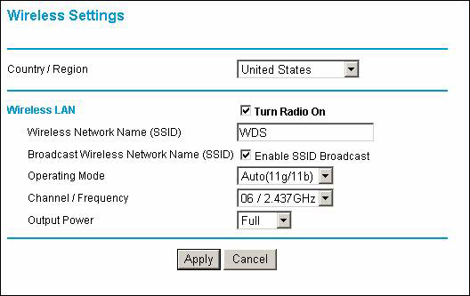 Configuring wireless repeating with a WPN802 access point | Answer