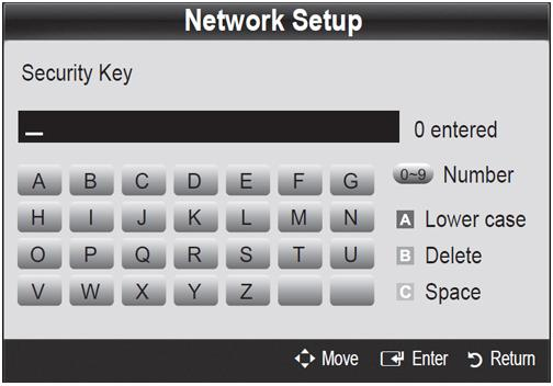 How do I connect my Samsung TV to my wireless network?   Answer
