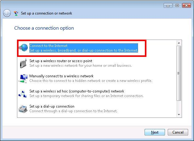 Windows vista won t find wireless networks