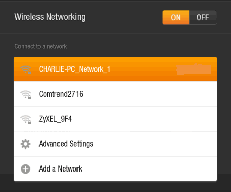 Connecting a Kindle Fire to a wireless network | Answer | NETGEAR