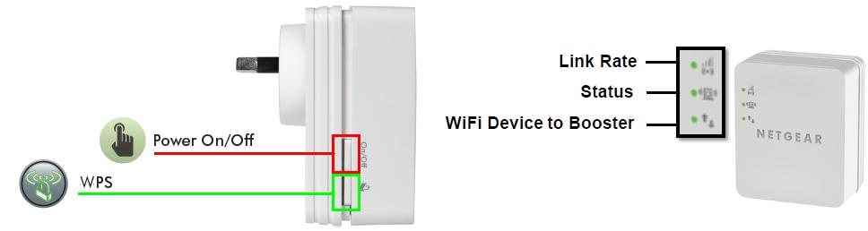 WN1000RP initial installation | Answer | NETGEAR Support