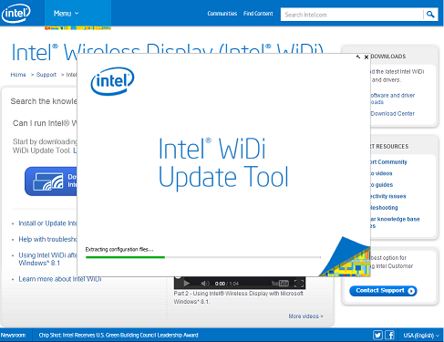 Intel widi software for mac download.