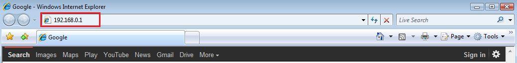 how to see internewt traffic on netgear cg3000