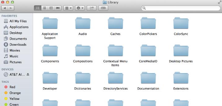 how to delete applications on mac sierra