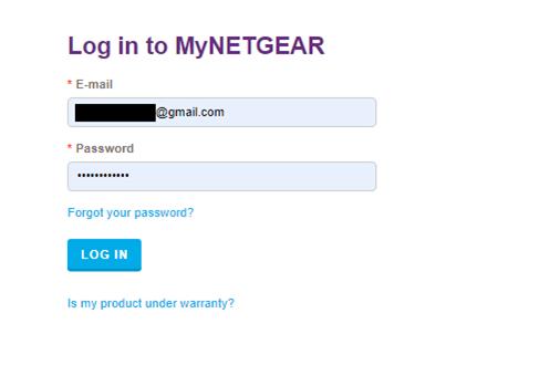 How do I send ReadyNAS system logs to NETGEAR Support