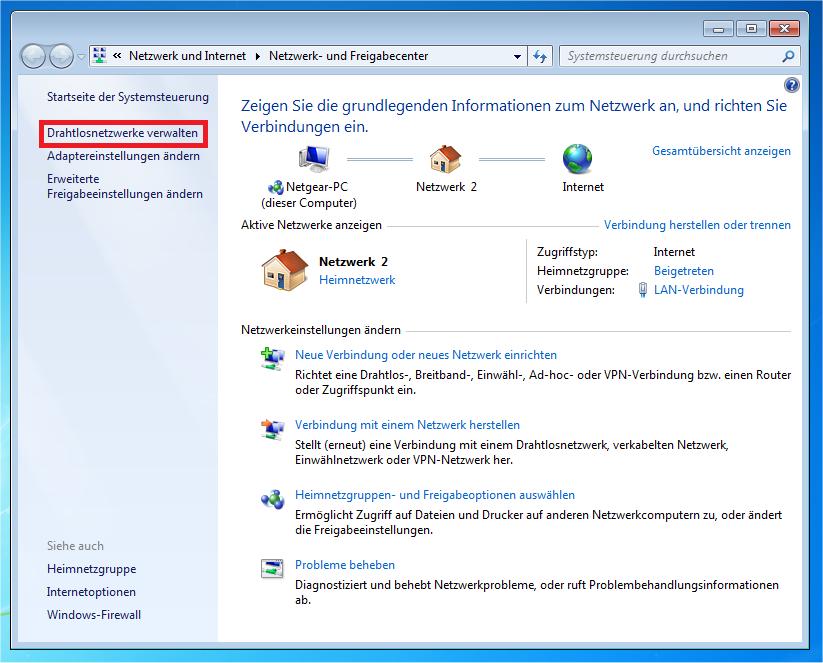 Top Wie füge ich manuell ein drahtloses Netzwerk unter Windows 7 und MW75