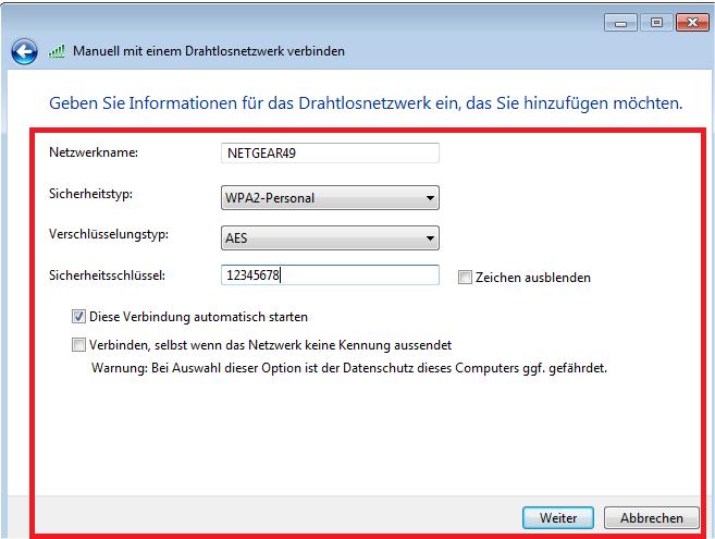 Beliebt Wie füge ich manuell ein drahtloses Netzwerk unter Windows 7 und LY96