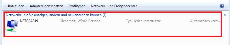 Bevorzugt Wie füge ich manuell ein drahtloses Netzwerk unter Windows 7 und LT77