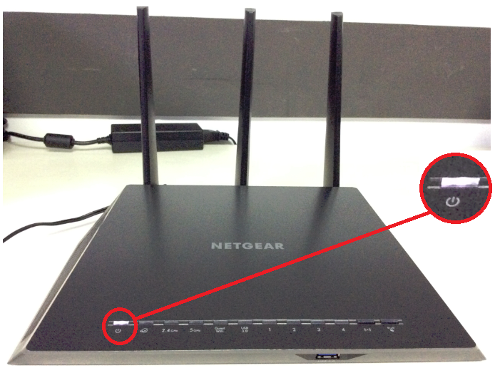 WAN or LAN port not working | Answer | NETGEAR Support
