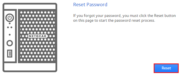 How do I recover a lost or forgotten administrator password