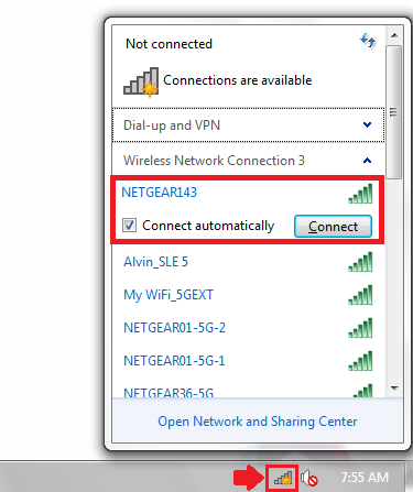 How do I install my NETGEAR router using a wireless device? | Answer