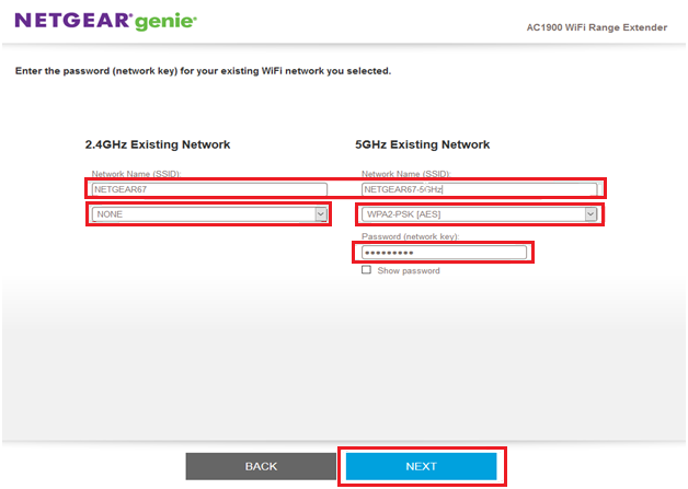 How to connect your NETGEAR range extender to your router if