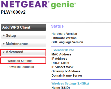 How to enable wireless card access list on PLW1000v2? | Answer