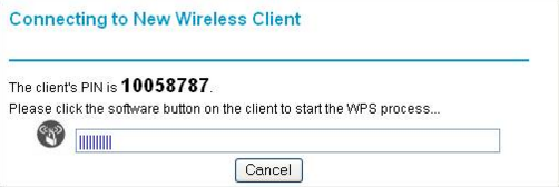 How to connect WNHDE111 and WNDR3300 using WPS PIN method | Answer