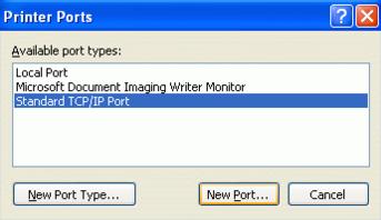 How to manually add a print server port? | Answer | NETGEAR