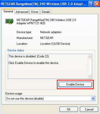 How to enable a wireless adapter in Windows XP | Answer | NETGEAR
