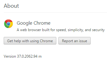 Your connection is not private in Google Chrome browser