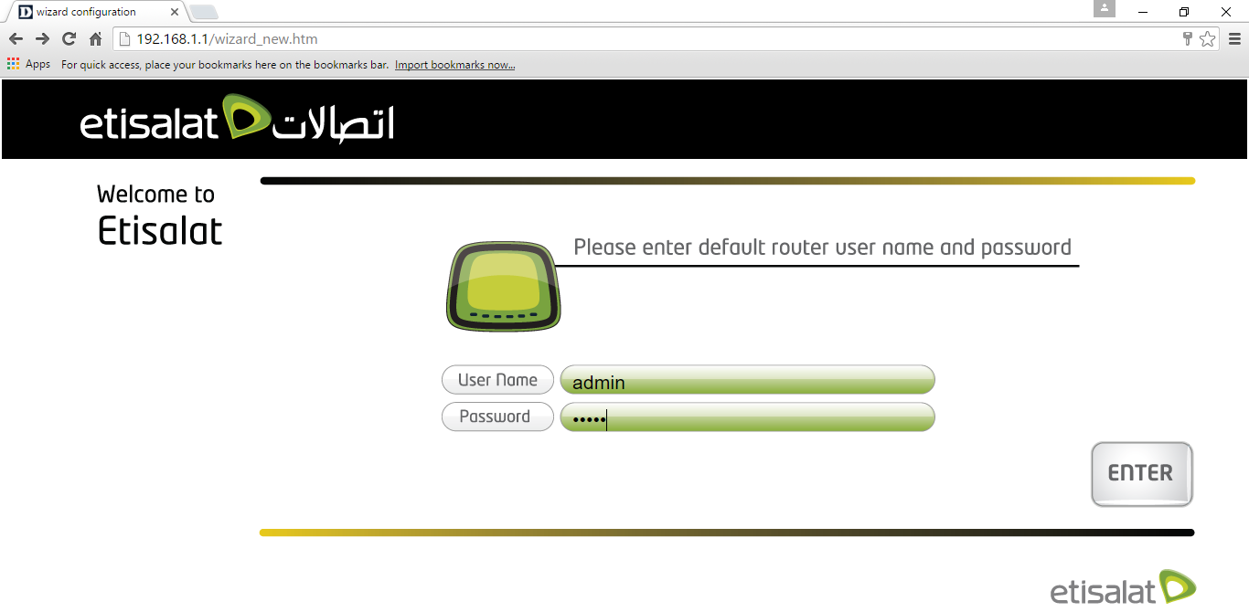 Etisalat Settings For Linksys Router - Best Router in The World