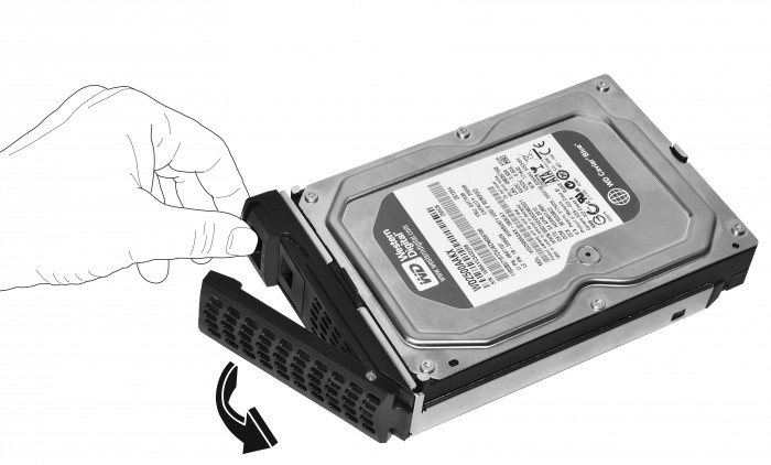 remove os from hdd