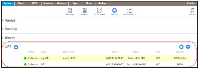 How do I add a UPS to my ReadyNAS OS 6 storage system? | Answer