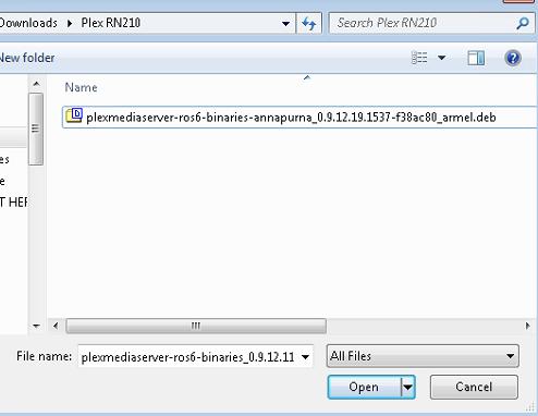 ReadyNAS OS 6: Plex Installation & Setup | Answer | NETGEAR