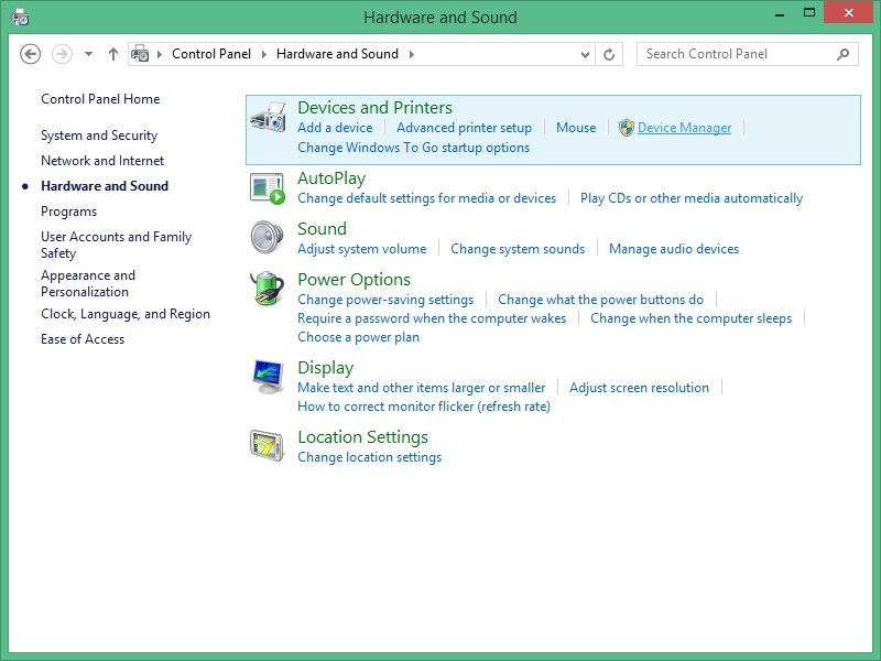 download network adapter drivers for windows 8.1