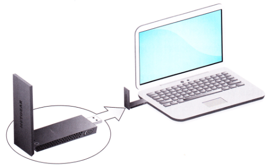 Connecting your NETGEAR AC7000 wireless adapter  | Answer