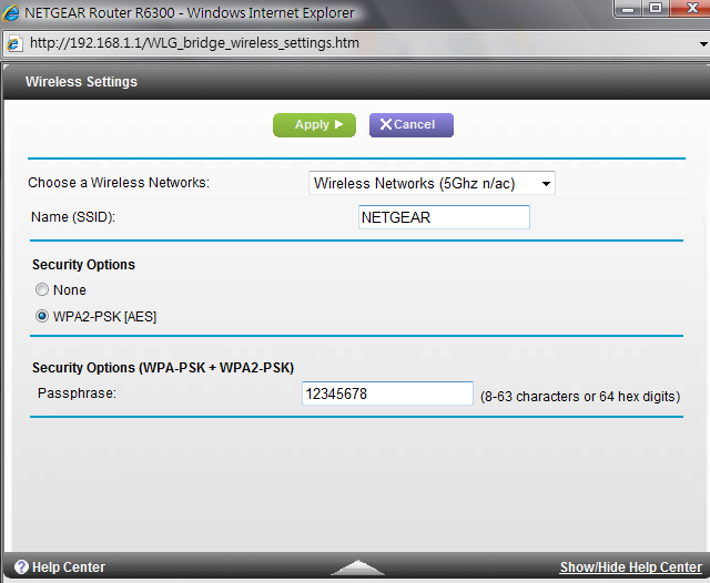 how to open a port 443 on my netgear router