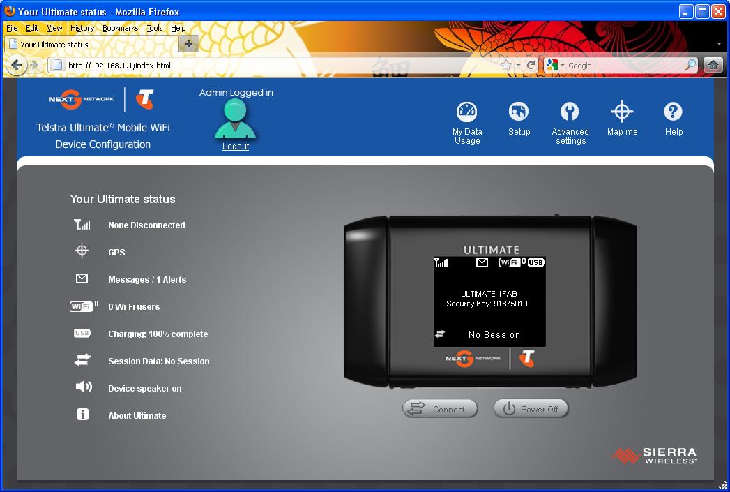 MEP Unlock AirCard 753S | Answer | NETGEAR Support