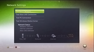 How to connect Xbox 360 to AirCard W801 mobile hotspot unit