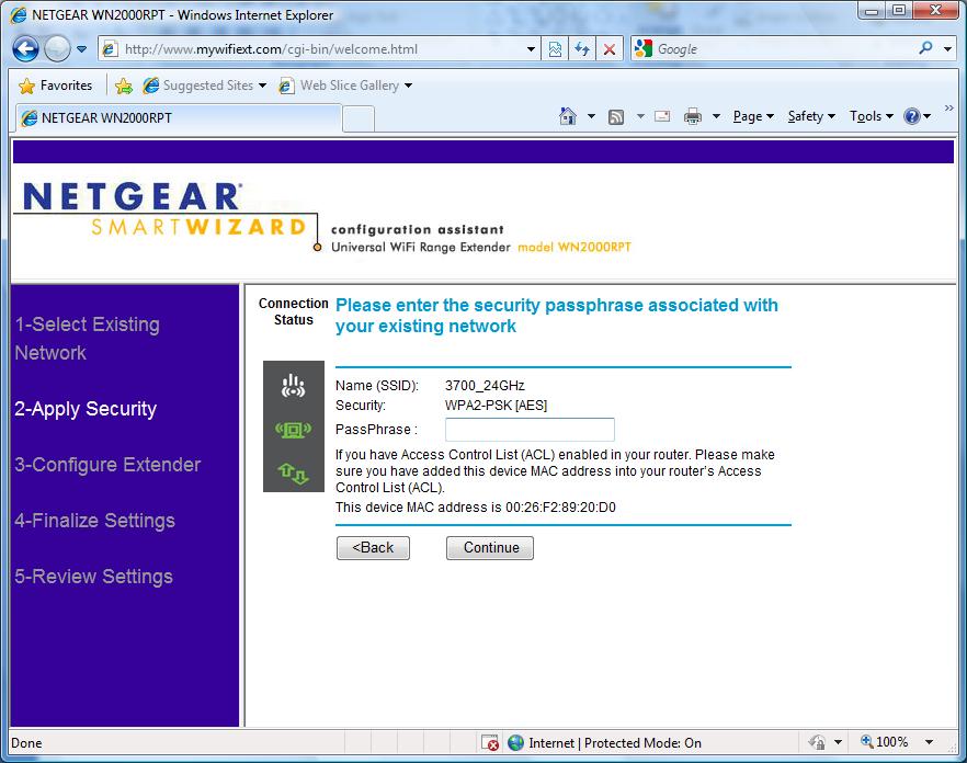 How do i hook up a wireless netgear router