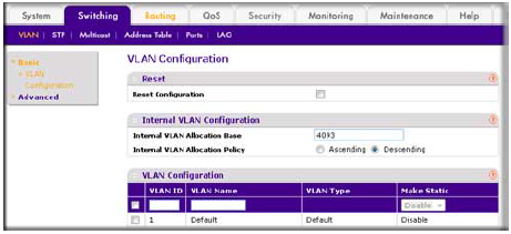 How do I configure voice VLAN and prioritize voice traffic using the