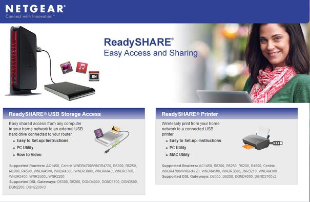 How to setup readyshare vault (free backup software)?   answer.