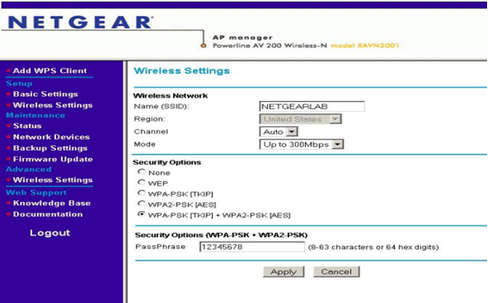 how to make a netgear router an access point