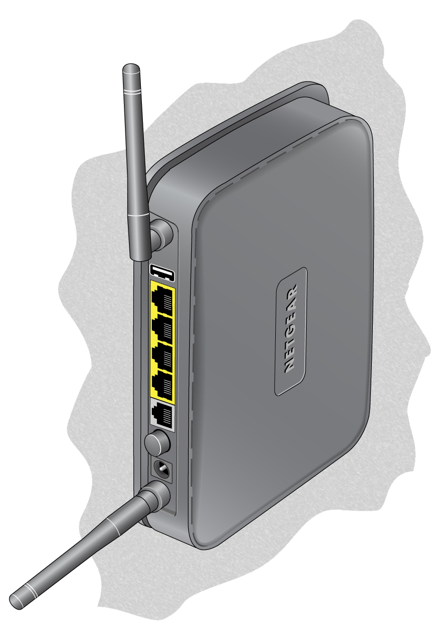 How To Wall Mount Your Router Answer Netgear Support