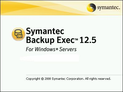 Symantec Backup Exec 12 for Windows Servers 251-312